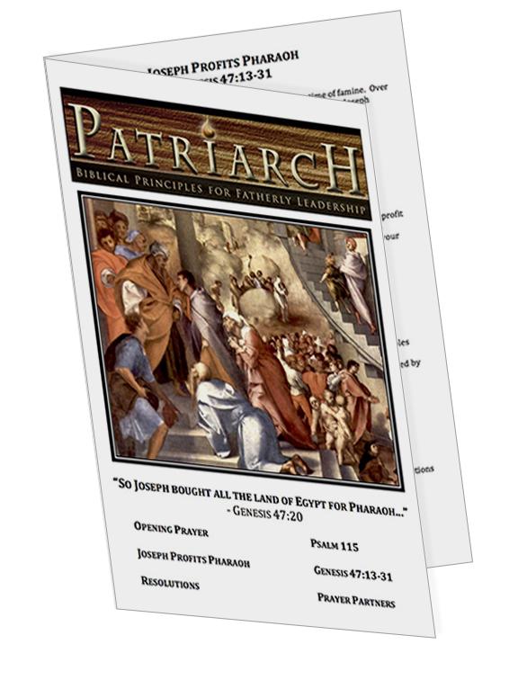 Genesis 47 - Printable Download