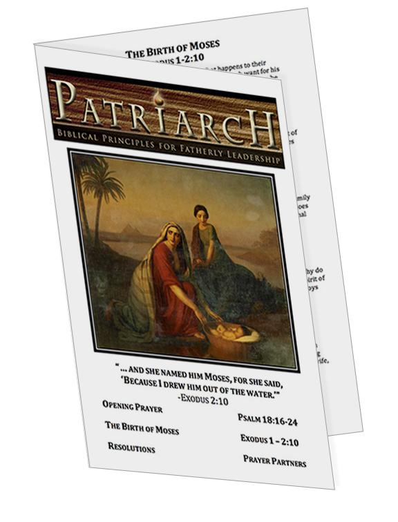 Exodus 1 - Printable Download