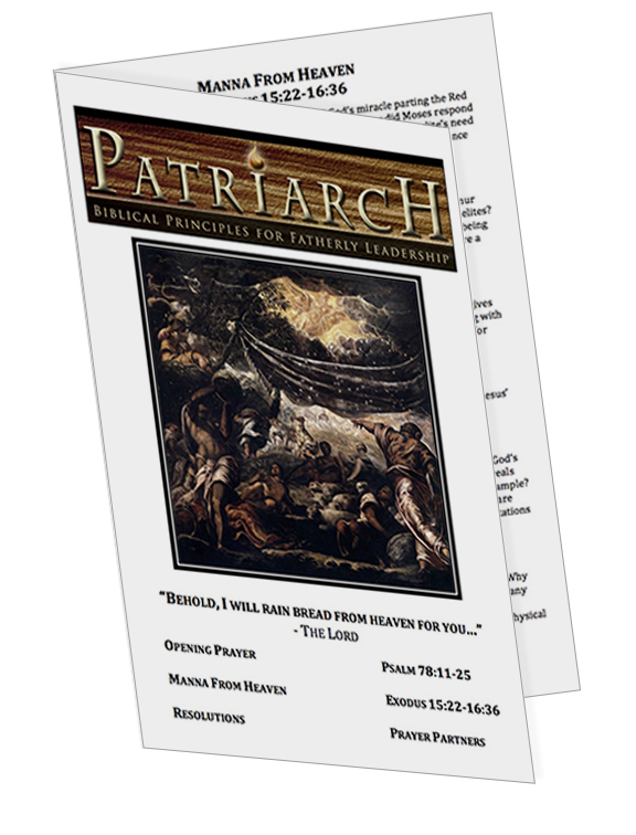 Exodus 16  - Printable Download