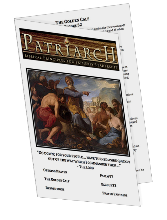 Exodus 32 - Printable Download