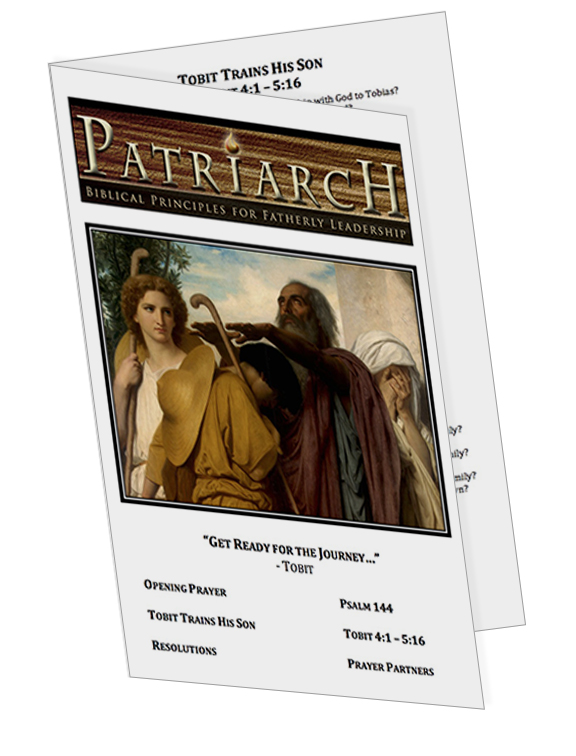 Tobit  4-5  - Printable Download