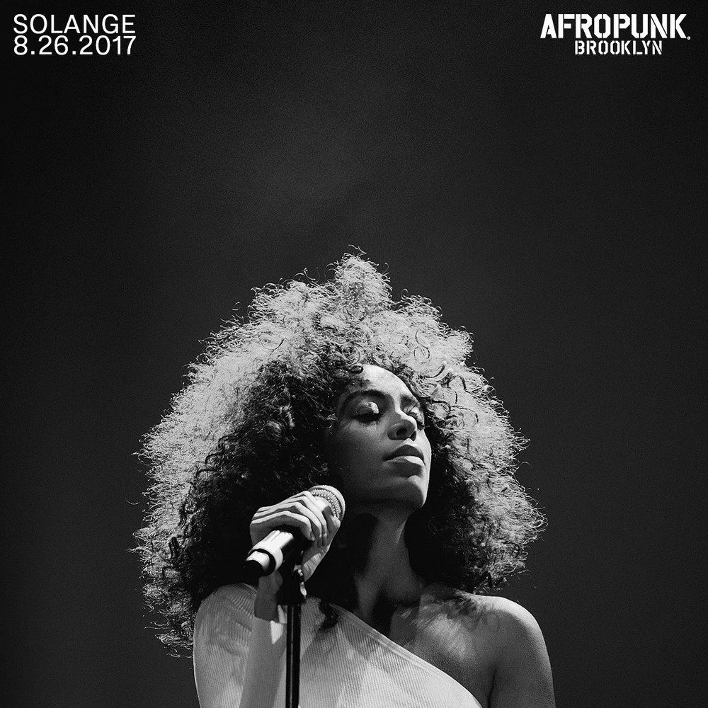 AFROPUNK Fest 2017 - The AFROPUNK Fest is an annual global festival that in recent years has taken over the streets of Brooklyn, NY. It is a playground of unapologetically, naturally creative, proud individuals who embrace Afrocentrism and individualism in their own extroverted way. It's a fashion conglomerate for local trendsetters and a social destination for soulful music artists, niche black-owned businesses, vegan-heavy food vendors, and everything in-between. It is the new wave, and everybody who's anybody will be there. As for a content and media creator, this is a strike of gold. If you're camera-equipped, have a business to market, and time, you need to be there.