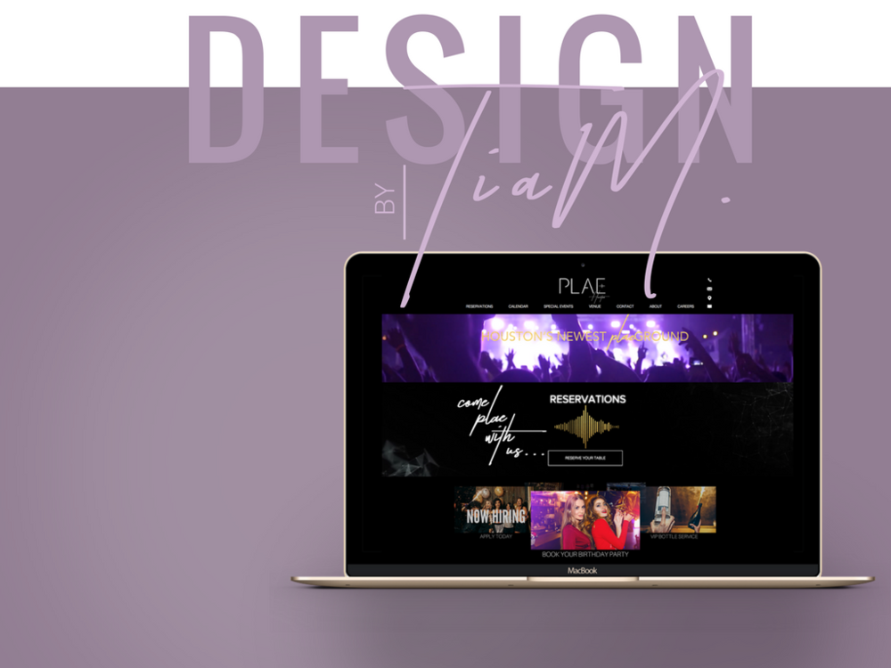 WEB DESIGN - Need an amazing landing page, e-commerce site or website to match that beautiful logo? Let me design your vision right before your eyes. All sites are done on any platform you choose!