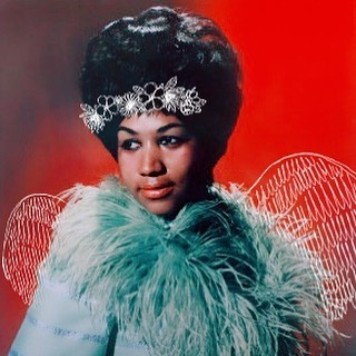 Rest in heaven #ArethaFranklin. The true #QueenofSoul... 😇