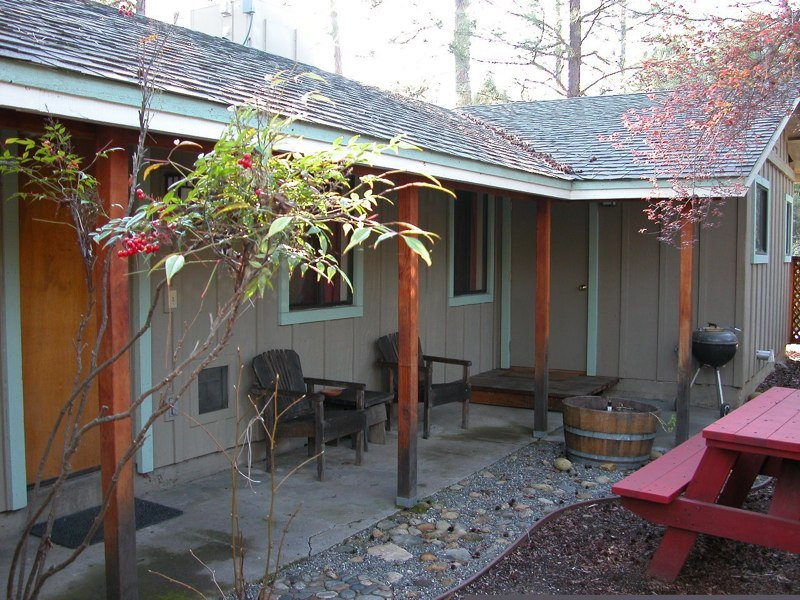 Yuba Cabin at Camp Lotus