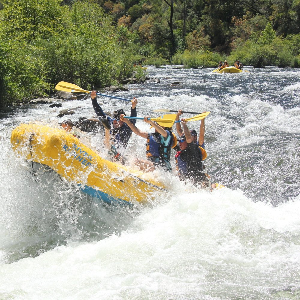 Whitewater Rafting South Fork American River