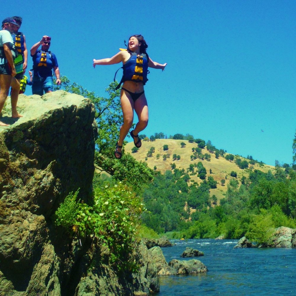 South Fork American River - River Runners