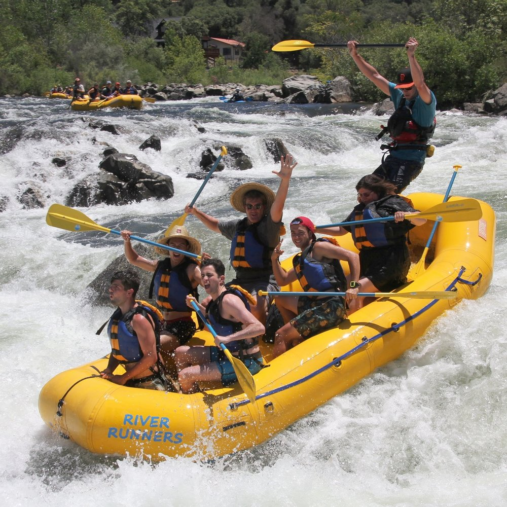 South Fork American River - Troublemaker Rapid