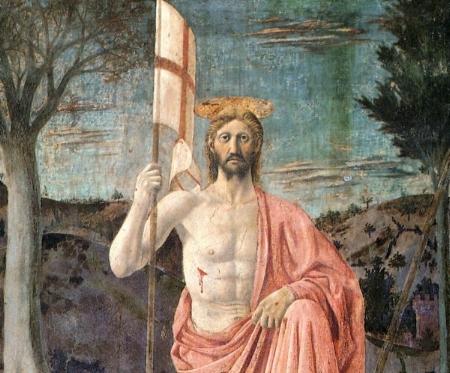 pierro della francesca - resurrection