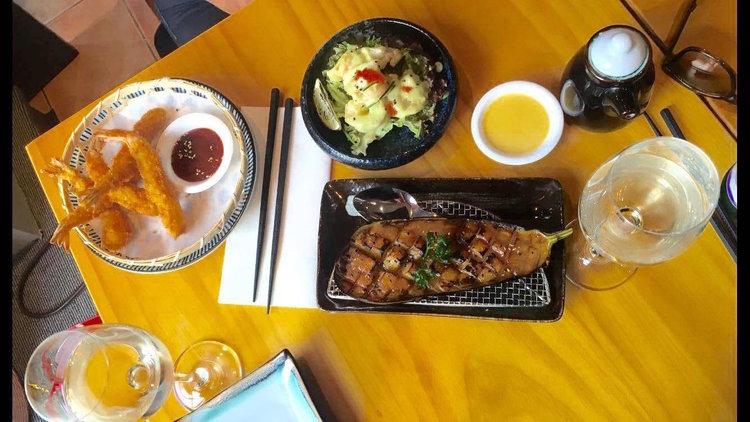 Kenji Sushi    - 42 St Stephen Street, Edinburgh, EH3 5AL
