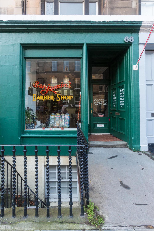 Benjamin's Barber Shop