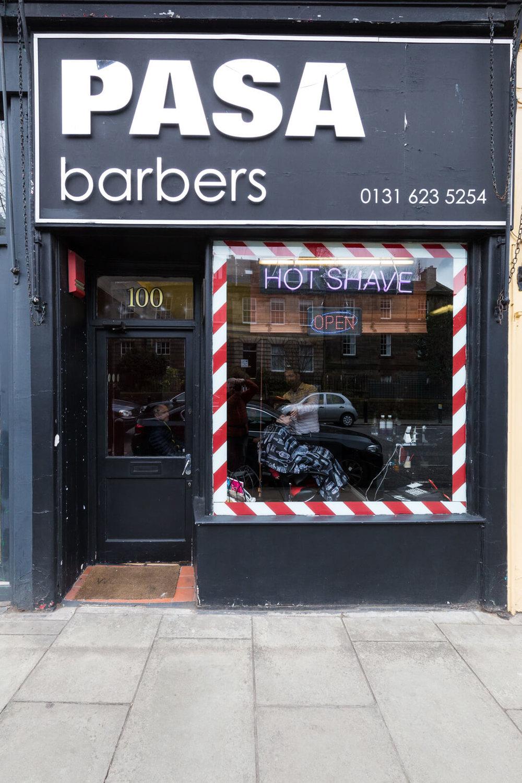 Pasa Barbers