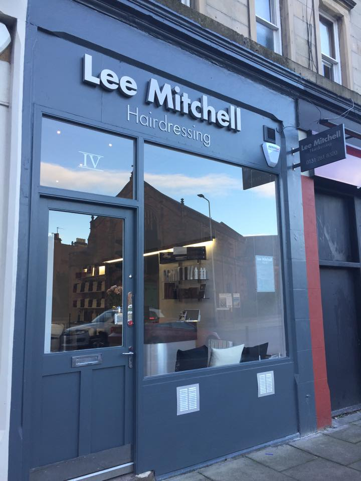 Lee Mitchell Hairdressing