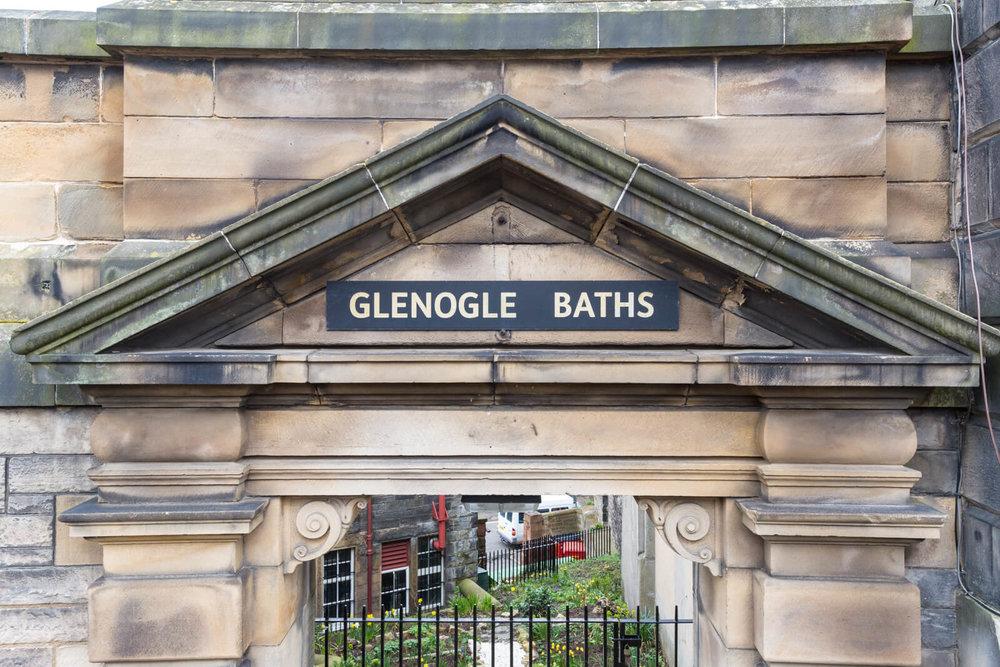 Glenogle Baths