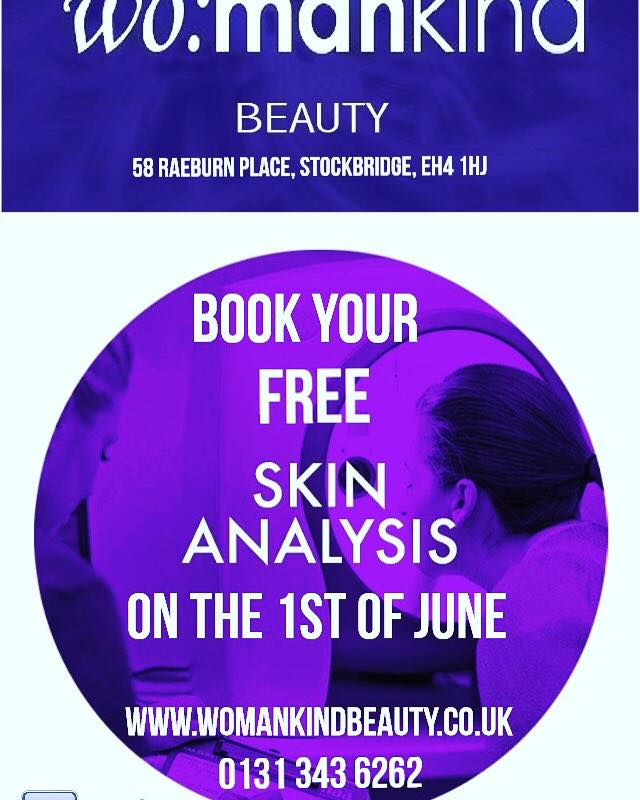 Womankind Free Skin Analysis