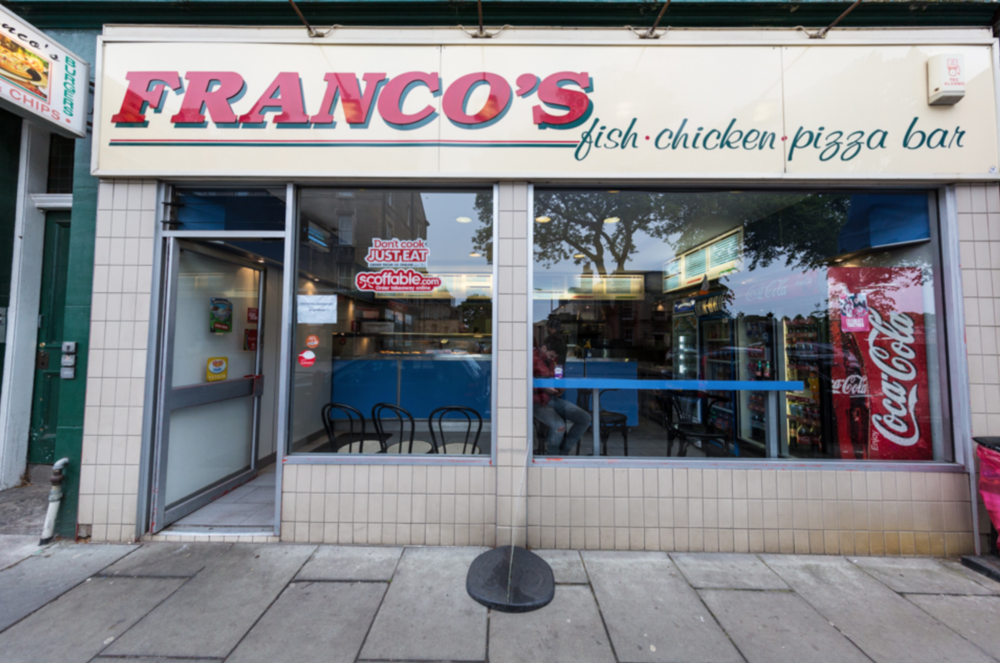Win 3 pairs of fish suppers at Franco's.