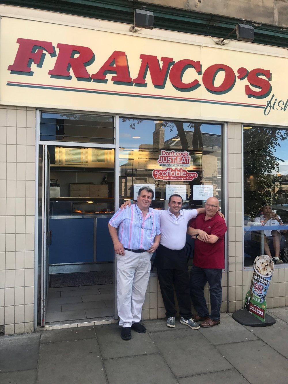 Franco, Pino & Nino