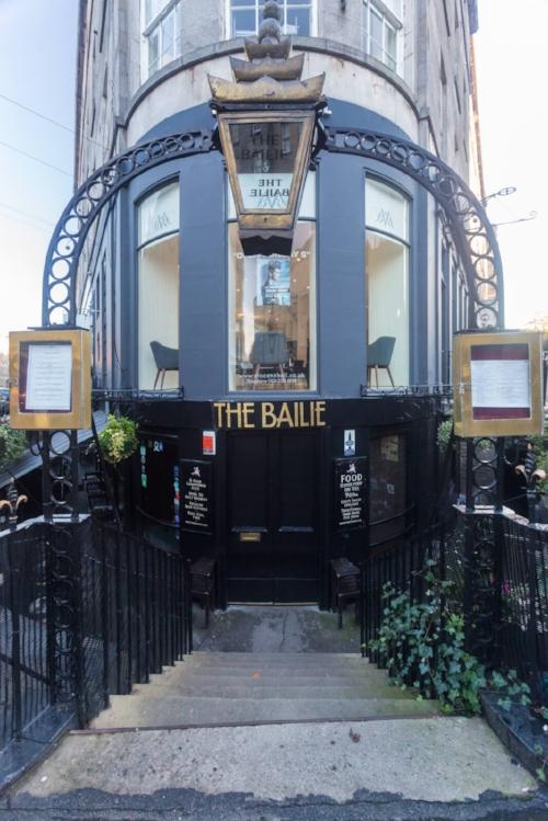 The Ballie - Stockbridge Local