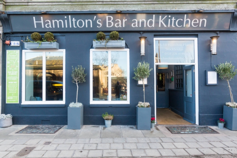 Hamilton's Stockbridge Local