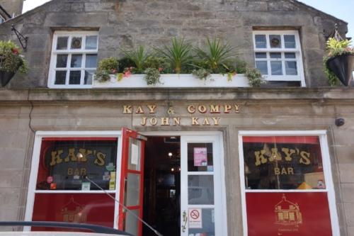 Kay's Bar - Stockbridge Local