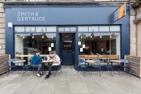 Smith & Gertrude - Stockbridge Local
