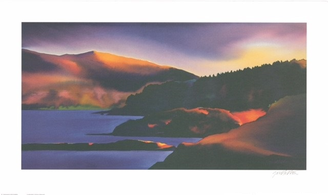 Ardnamurchan (S)By Peter Goodfellow 60cm (w) x 31 (h) Image 69cm (w) x 41 (h) Paper.jpg