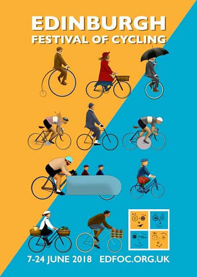 Edinburgh Festival of Cycling