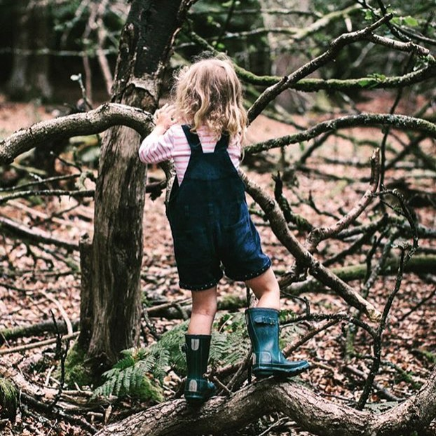 Visit @treehousechildrenswear  and find the perfect outfits and shoes for their adventurous minds!