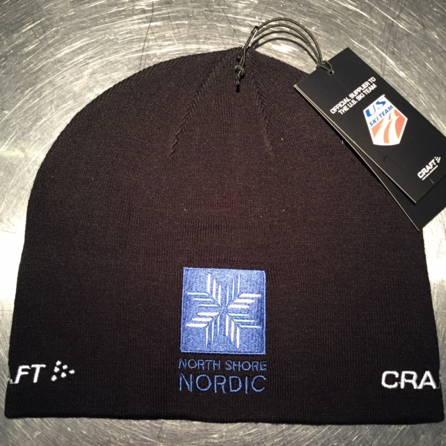 The 2015 NSNA/Craft hat in black.