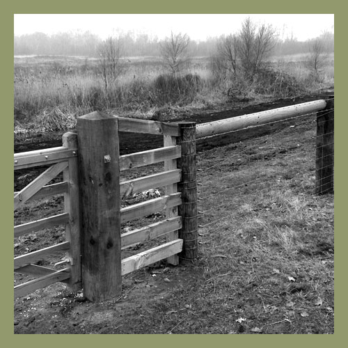 Agricultural & Estate fencing