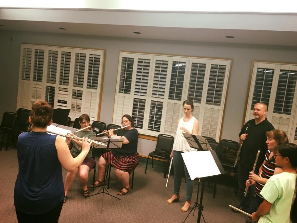 Lexington Flutes