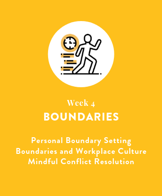 Learn how to set boundaries in the workplace through this HR and leadership training for Philadelphia professionals.