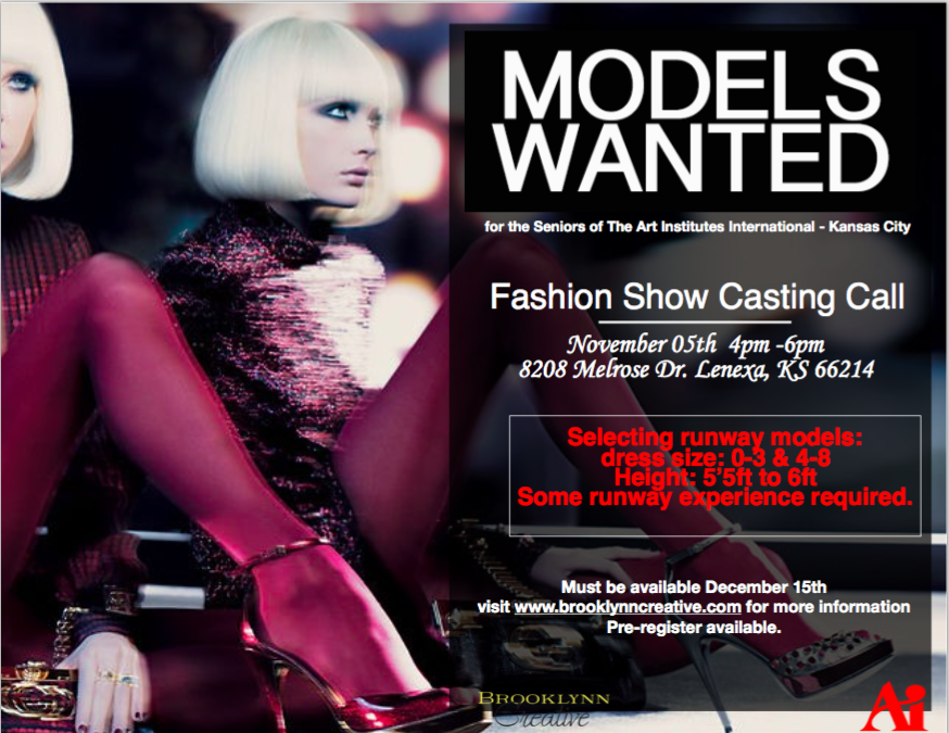 Events/Castings — BC Fashion Grp