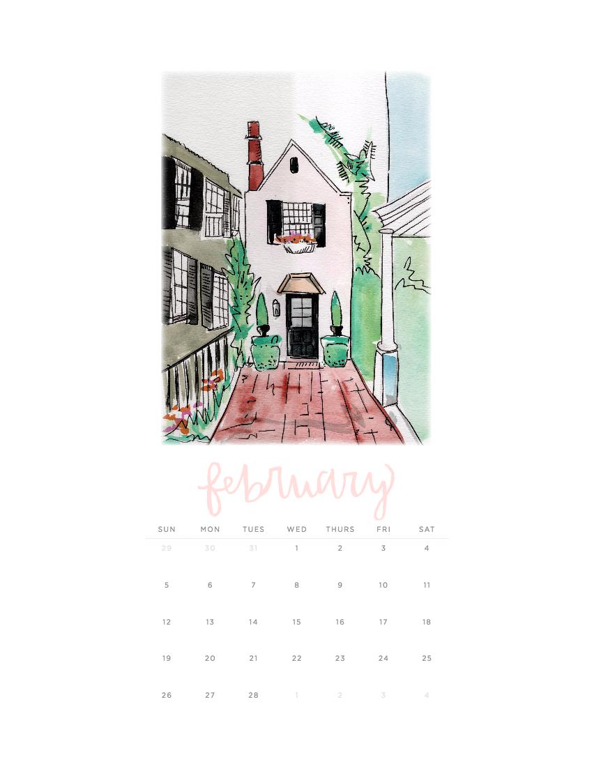 FEB - 2017 Charleston Calendar.png