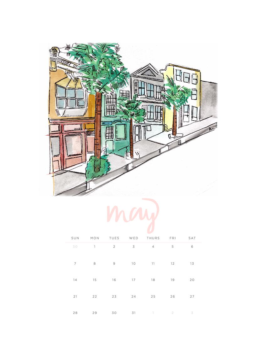 MAY - 2017 Charleston Calendar.png
