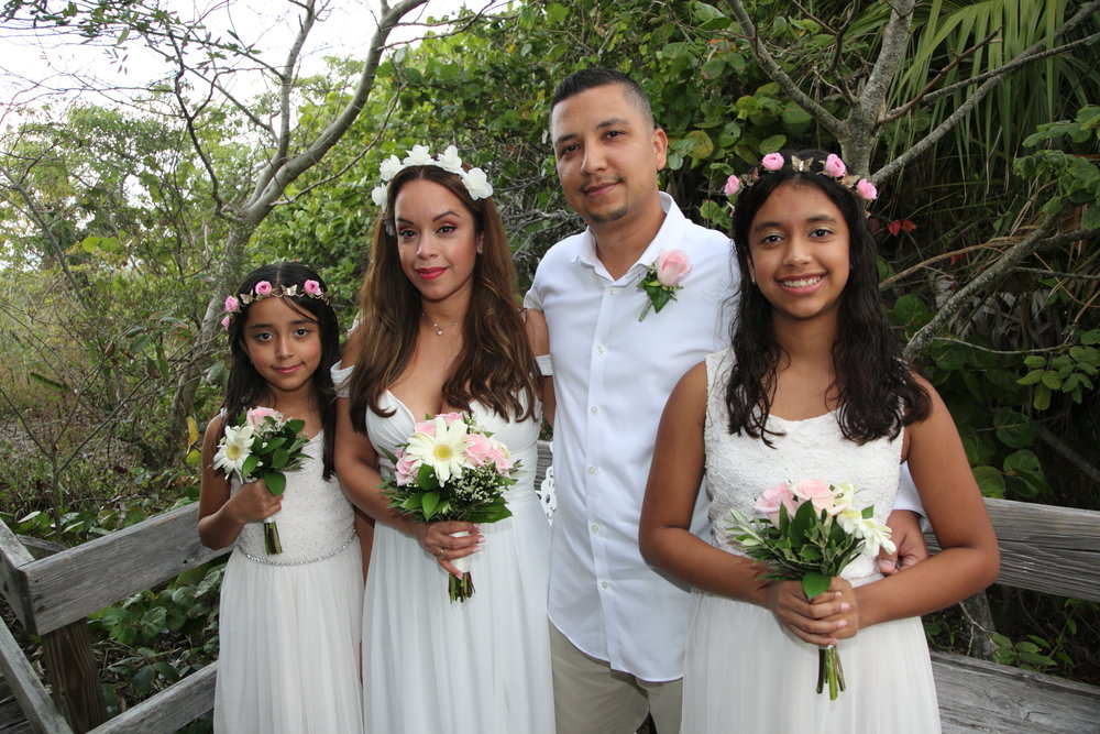 Amary & Jessy's Vow Renewals