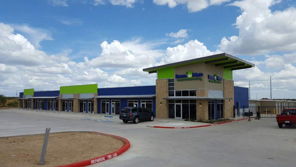 ROOM FOR MORE STORAGE-LAREDO,TX