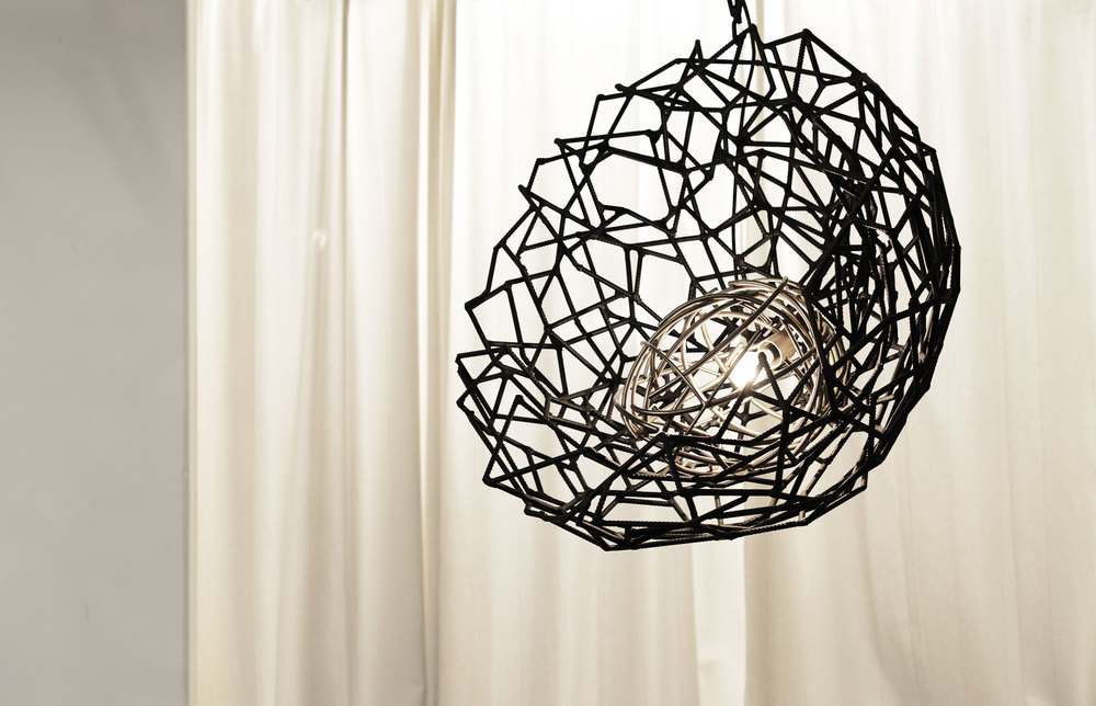 NEST CHANDELIER    CONTACT TO BUY