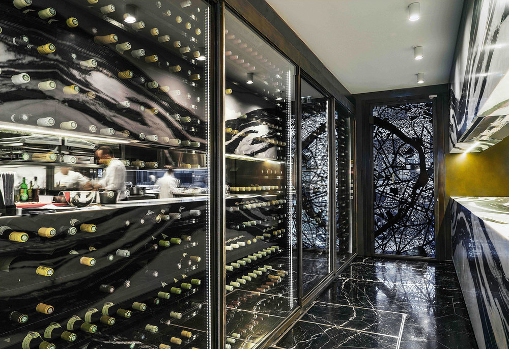 le grand restaurant gulla jonsdottir architecture design. Black Bedroom Furniture Sets. Home Design Ideas