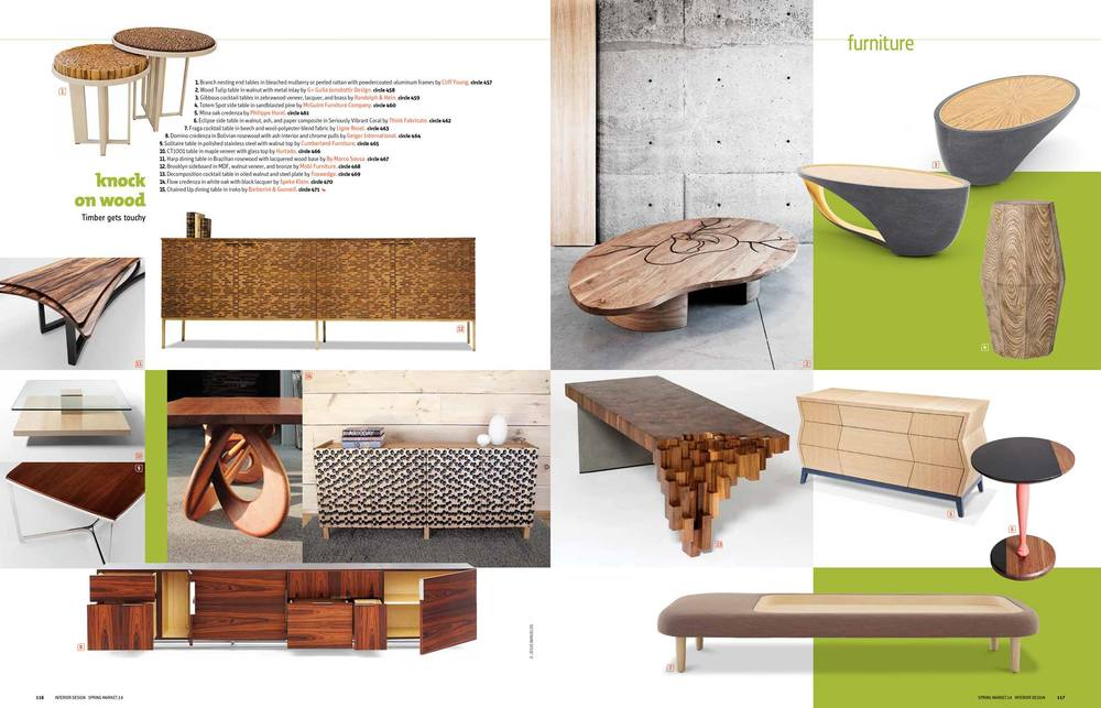 Merveilleux INTERIOR DESIGN PRODUCTS OF THE YEAR 4