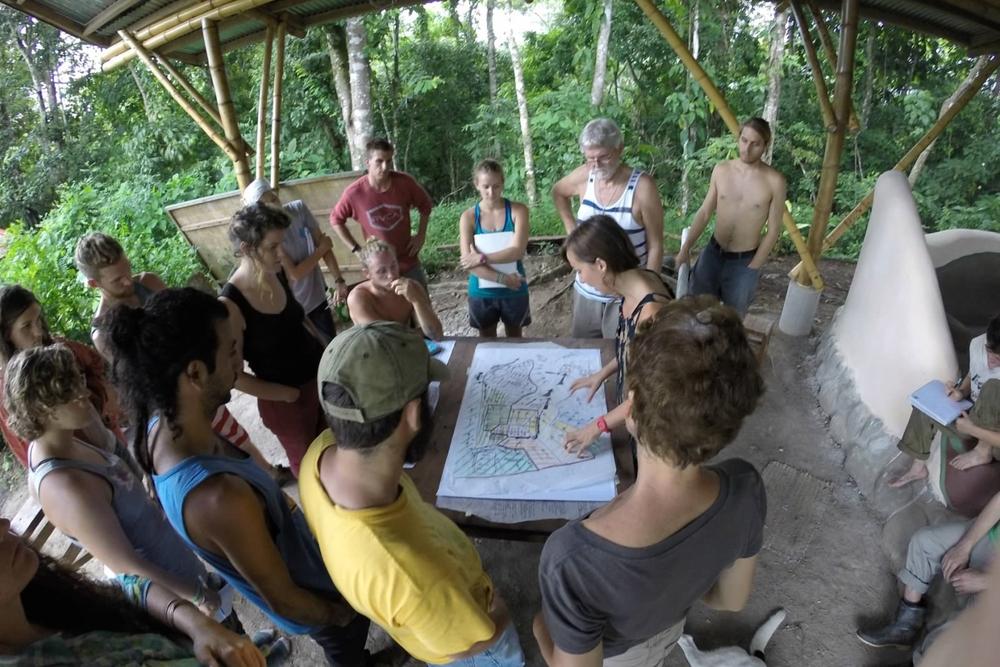 Permaculture Design Course Costa Rica