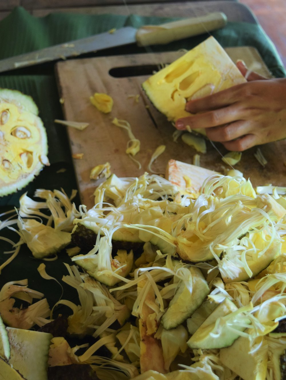 jackfruit processing