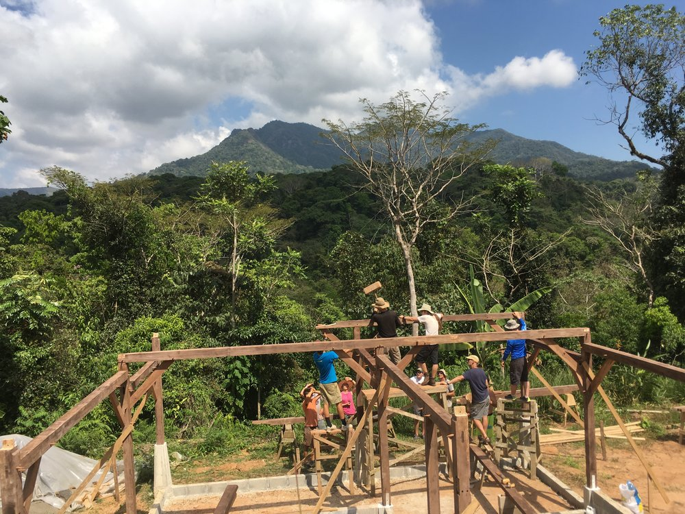 Timber Framing in the Tropics