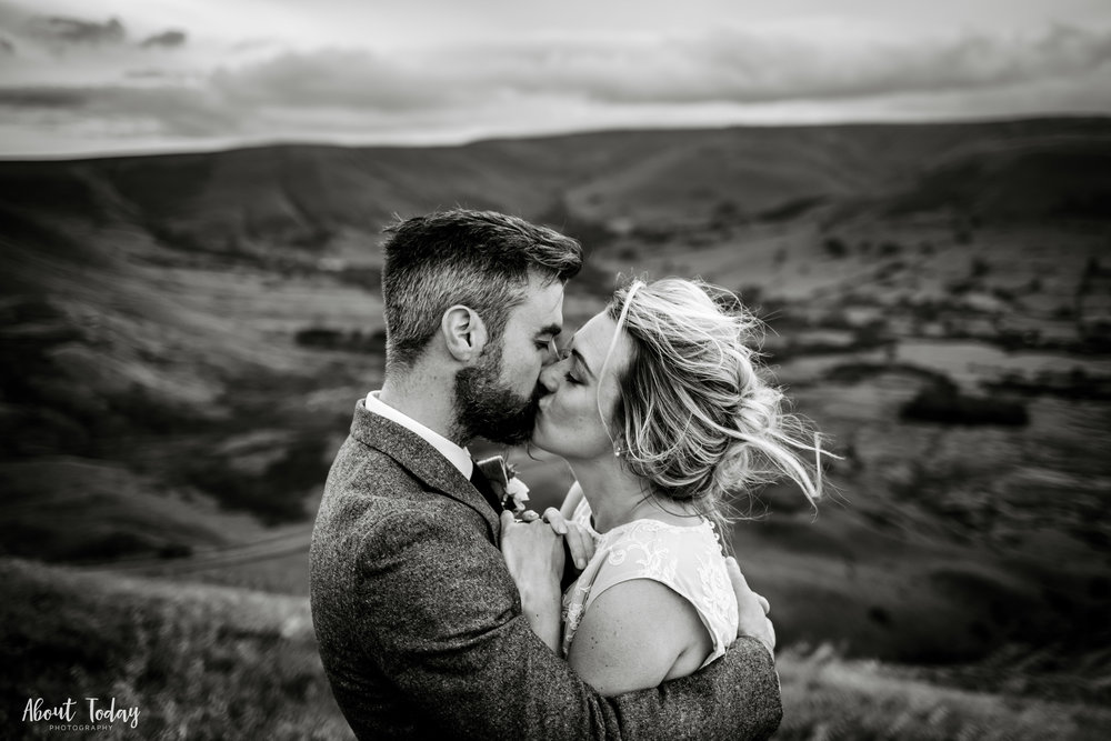 ANNA & TONY - Peak District
