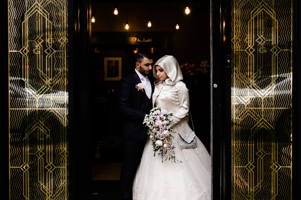 MARIAM & ISMAIL - Arabic Wedding, Grand Venue, Oldham