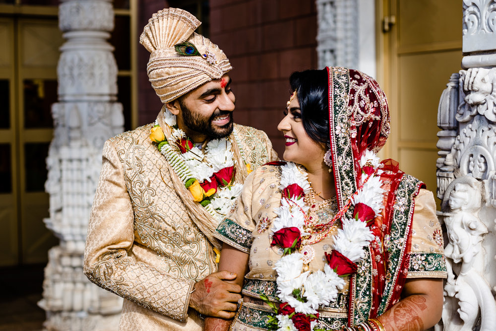 PREYASH & BHAVIKA - Hindu wedding, Preston & Stockport
