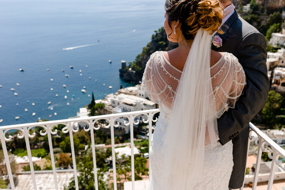 JADE & ANDY - Italian wedding, Positano & Sorrento