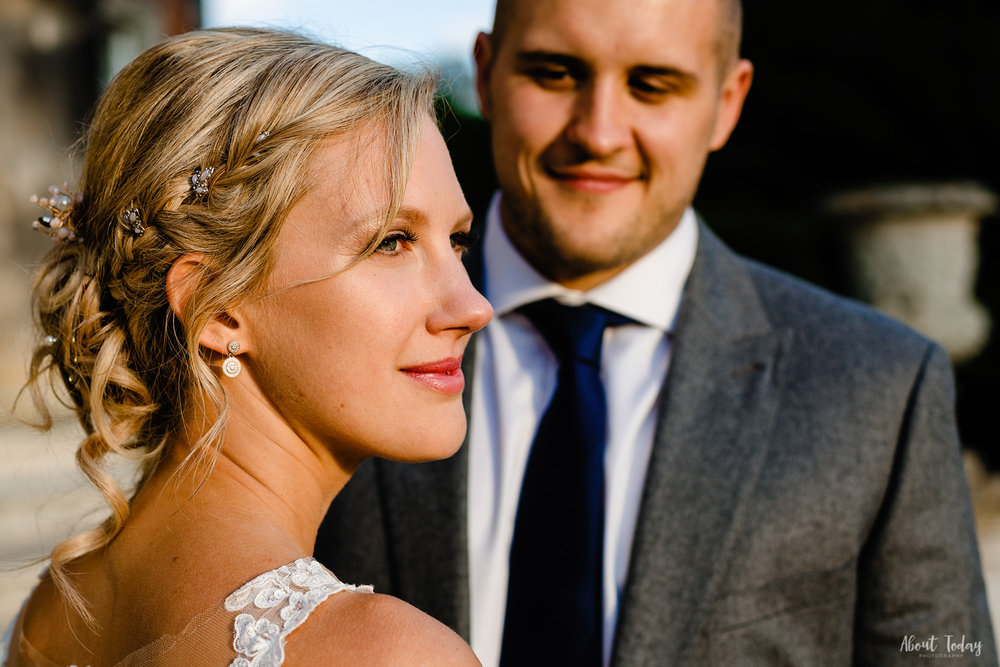 SARAH & JAMES - Aldby Park, Buttercrambe, Yorkshire