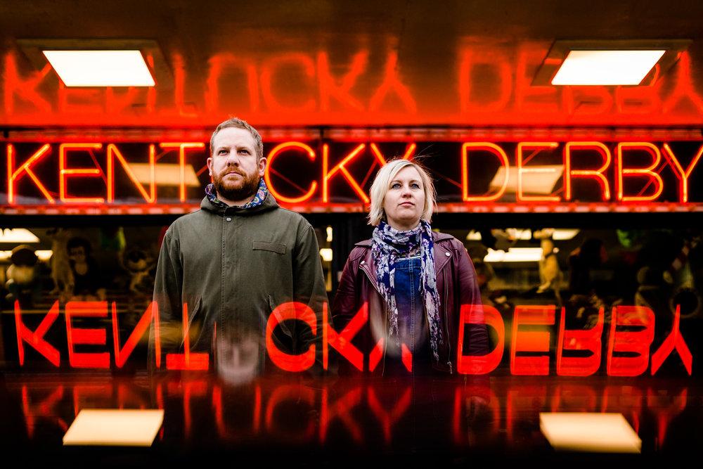 NIC & BECK - Blackpool Pleasure Beach