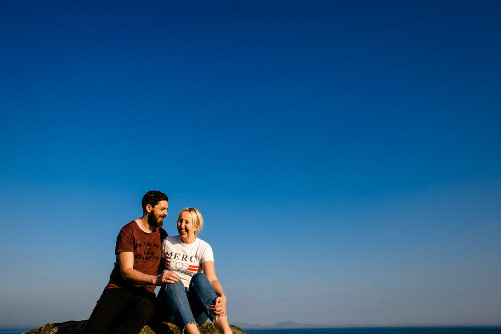 KATIE & SEAN - Rhoscolyn headland, Anglesey, Wales